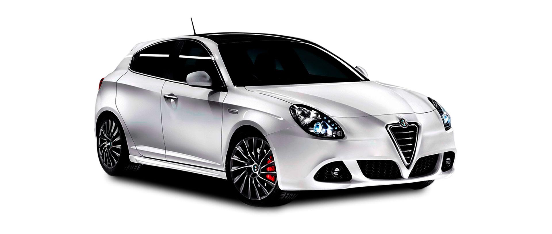 Rent a Alfa Romeo Giulietta