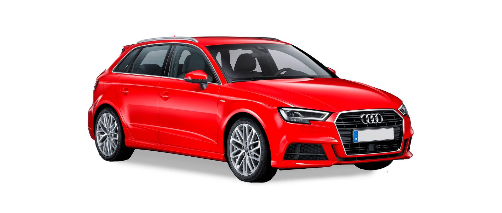 rent a Audi A3