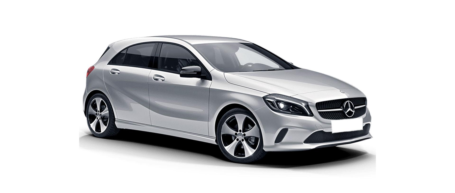 rent a Mercedes 180 CDI