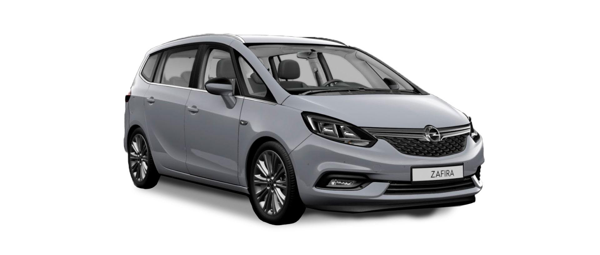 rent a Opel Zafira