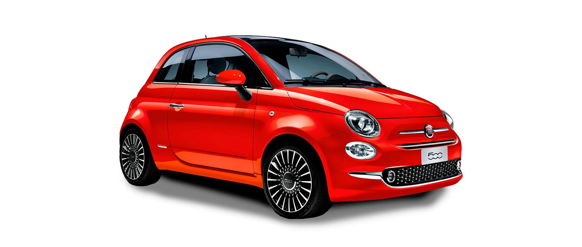 rent a Fiat 500