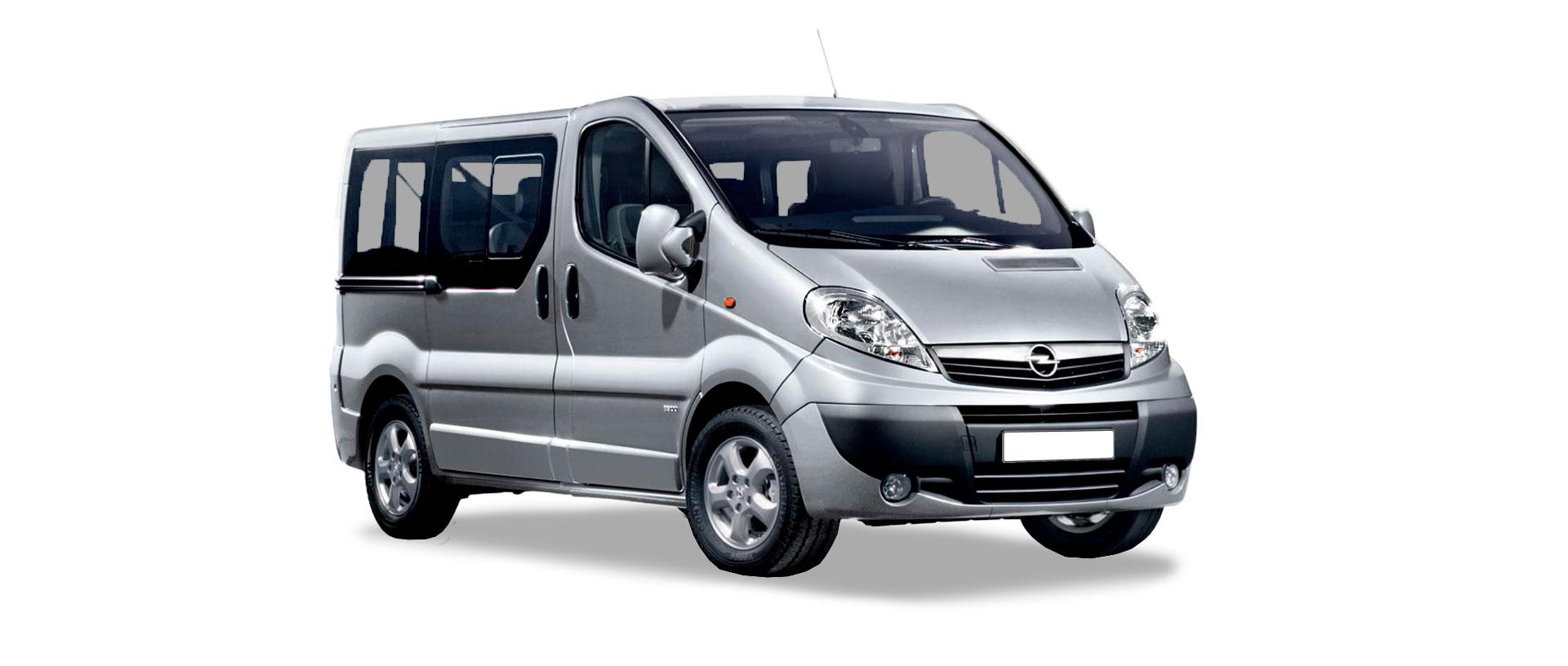 rent a Opel Vivaro