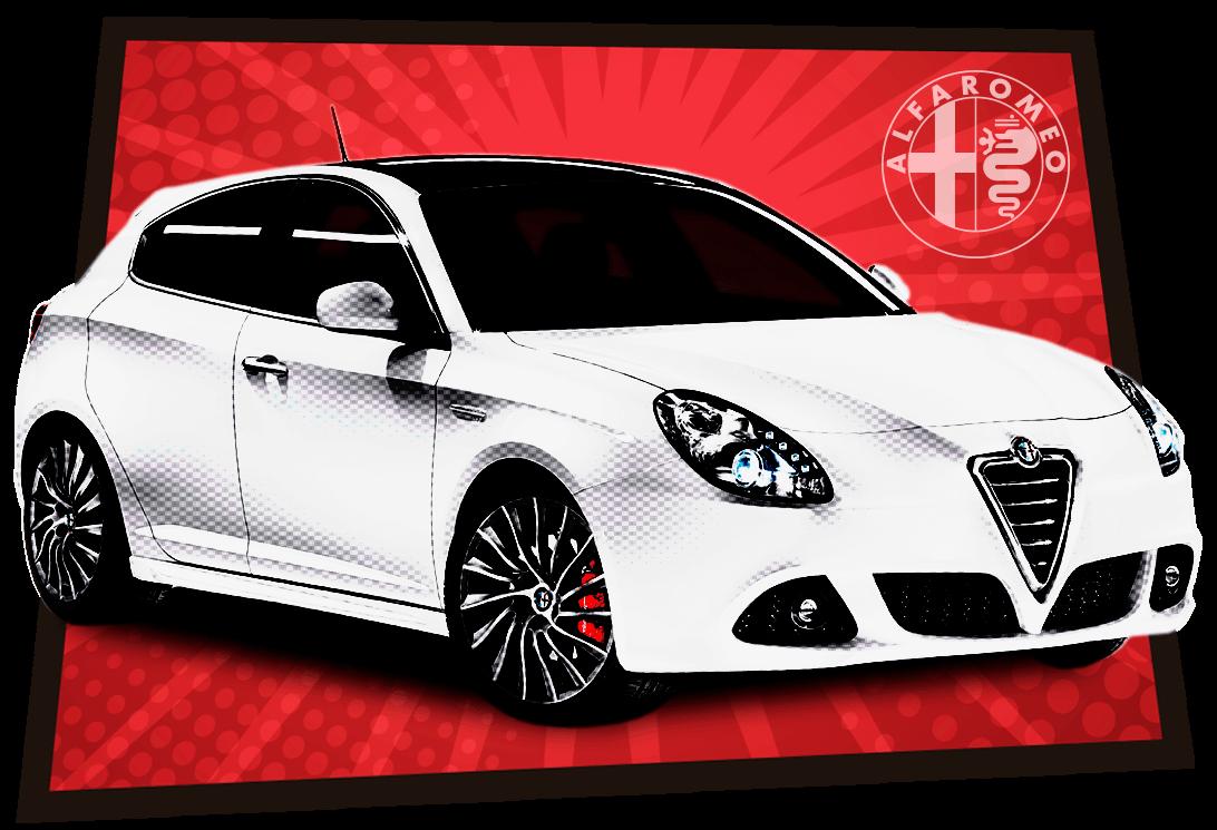Reserva Alfa Romeo Giulietta