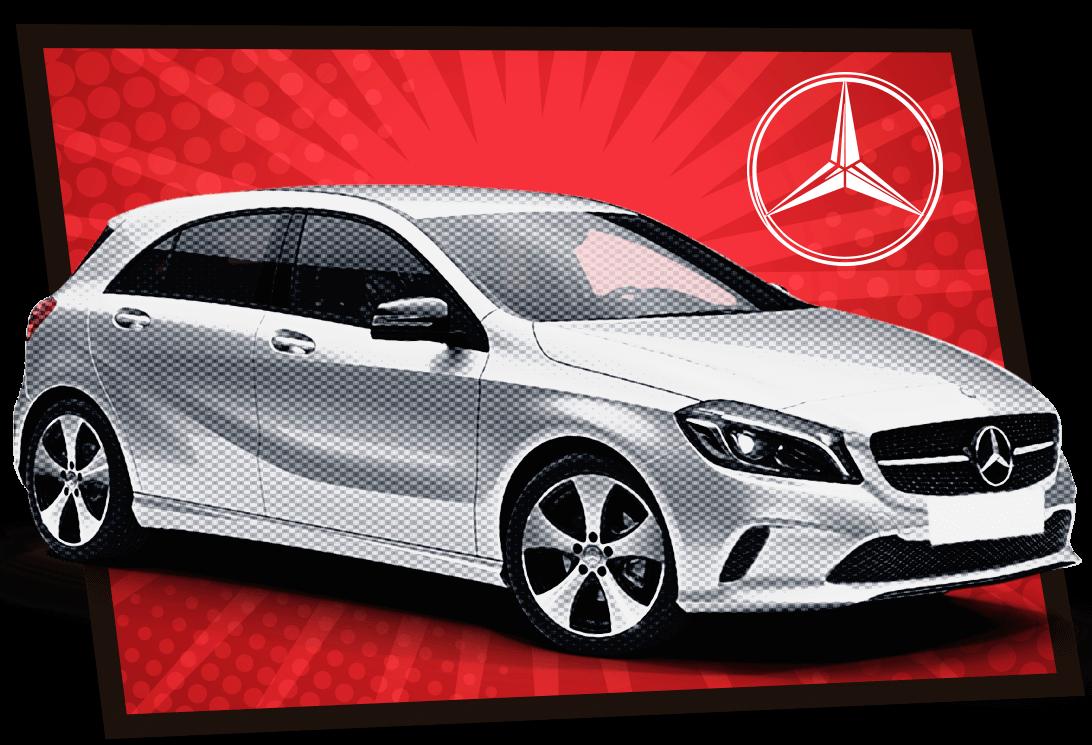 Rent Mercedes 180 cdi