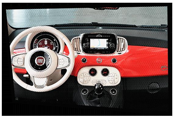 Rent Fiat 500